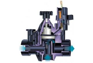 Електромагнитен клапан Rain Bird 100PGA. Поливни системи,хидрофорни уредби,най-добрите цени. Рейнтех гр.Варна