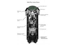 Роторен разпръсквач Rain Bird 5004.  Поливни системи,хидрофорни уредби,най-добрите цени. Рейнтех гр.Варна