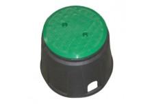 Шахта за монтаж на електромагнитни клапани Rain Bird VBA02673.  Поливни системи,хидрофорни уредби,най-добрите цени. Рейнтех гр.Варна