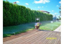 Голф игрище Black Sea Rama - къща 50.Поливна система RAIN BIRD. Изграждане - Рейнтех ООД - гр. Варна