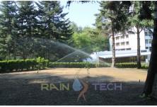 Поливна система RAIN BIRD. Проектиране и изграждане - Рейнтех ООД гр. Варна