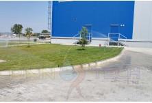 Логистичен център - гр. Варна.Поливна система - RAIN BIRD. Проектиране и изграждане - Рейнтех ООД - гр. Варна
